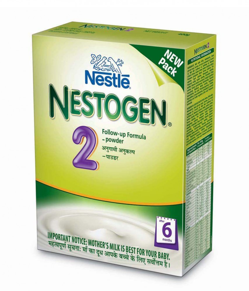 NESTLE NESTOGEN 2 AFTER 6 MONTHS