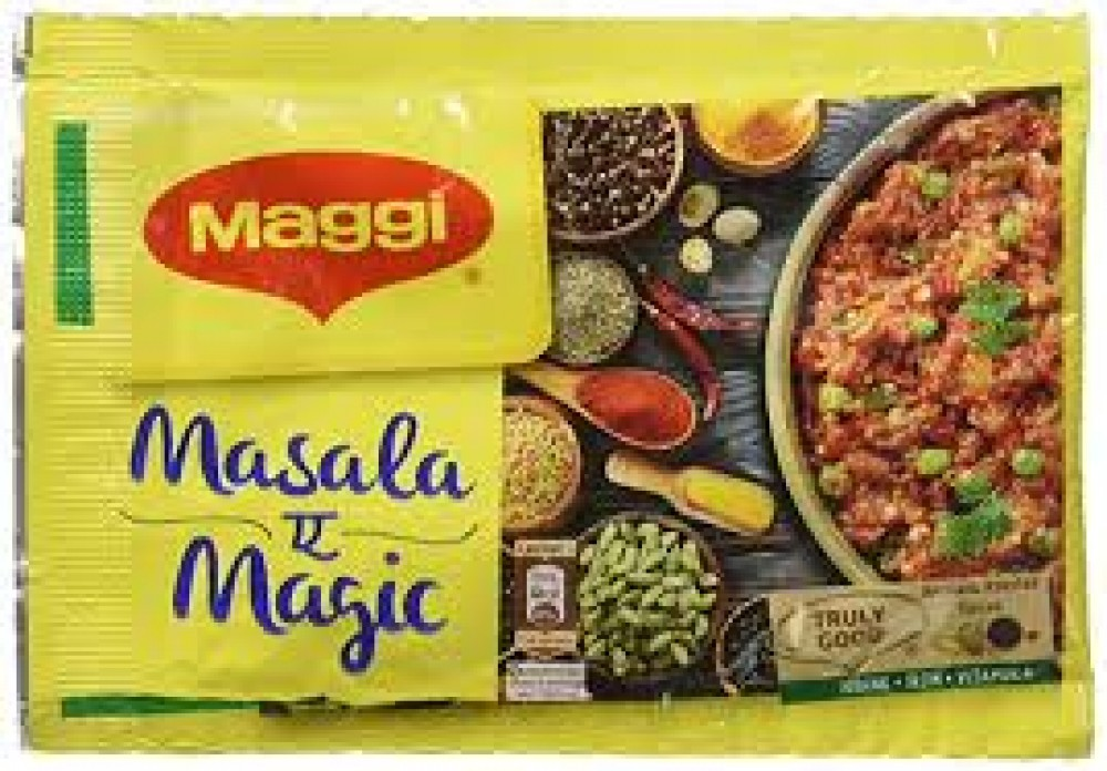 MAGGI MASALA  AE MAGIC 6.5gm 5 MRP