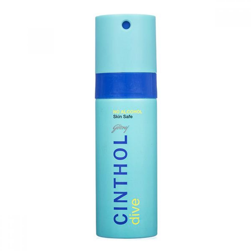 CINTHOL DIVE DEO SPRAY 150ml
