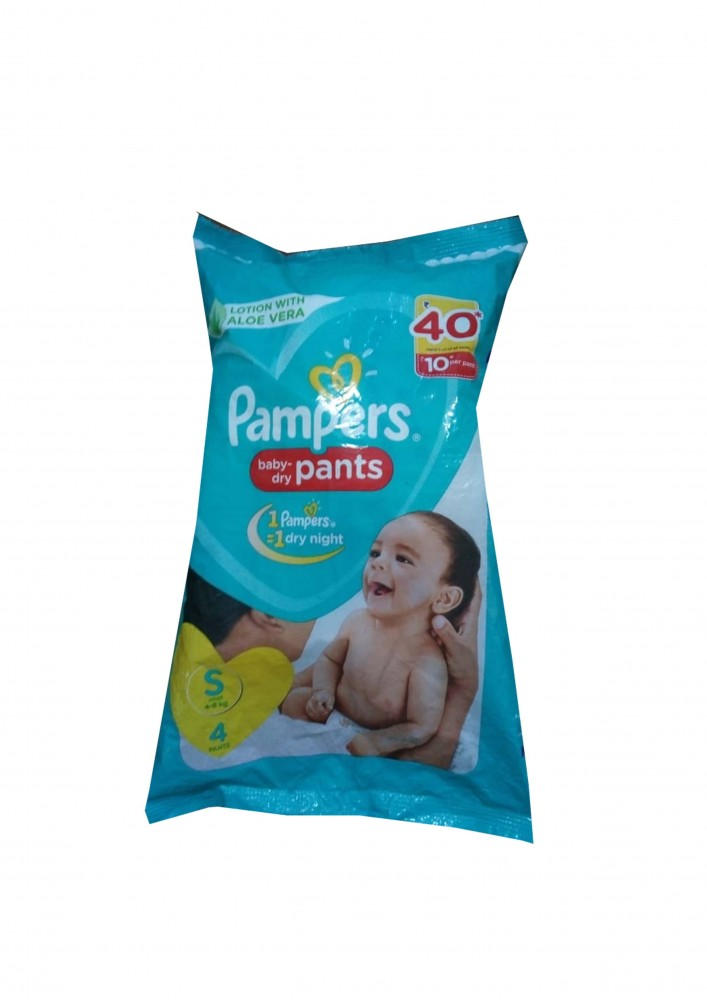 PAMPERS S4