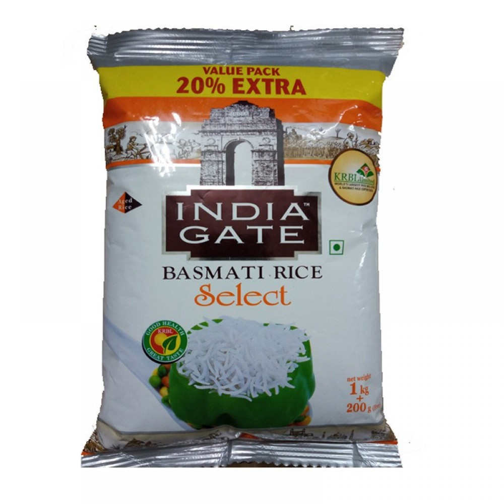 INDIA GATE SELECT 1kg