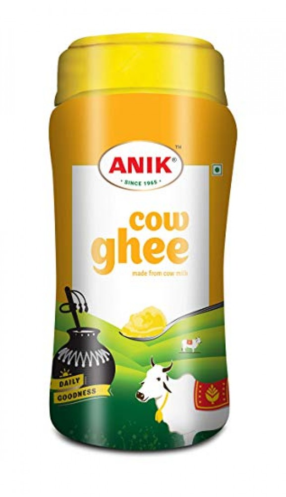 ANIK COW GHEE 500 ML JAR