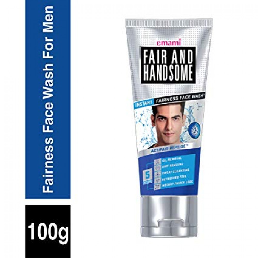 FAIR & HANDSOME FACE WASH OFFER PACK 100gm