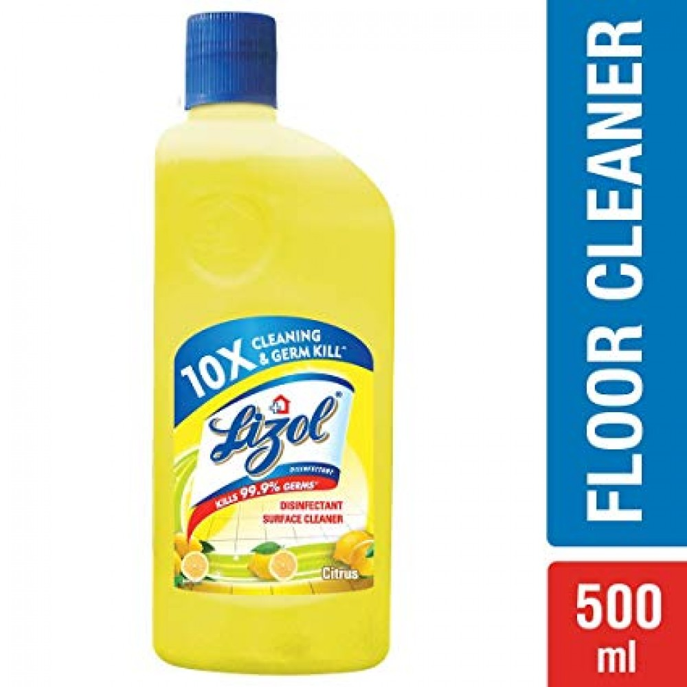 LIZOL SURFACE CLEANER CITRUS 500ML