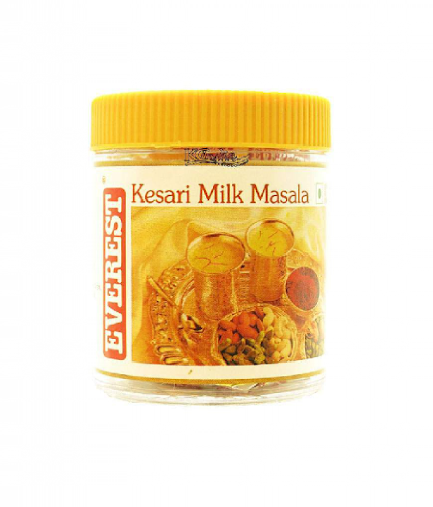 EVEREST KESARI MILK MASALA 50g
