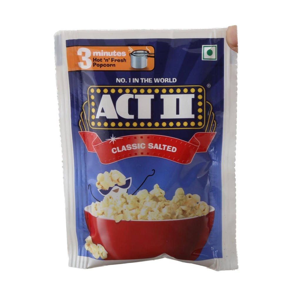 ACT II CLASSIC SALTED 41g