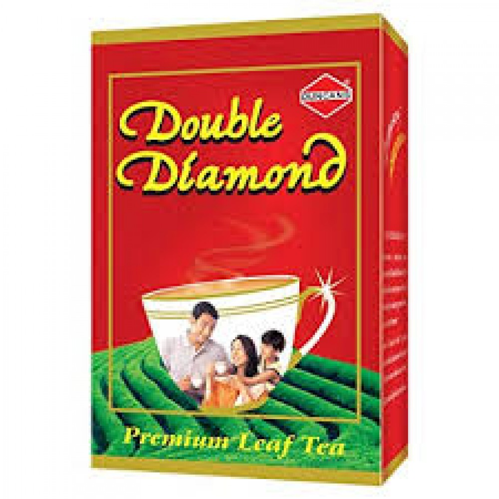 DOUBLE DIAMOND PREMIUM LEAF TEA 300g