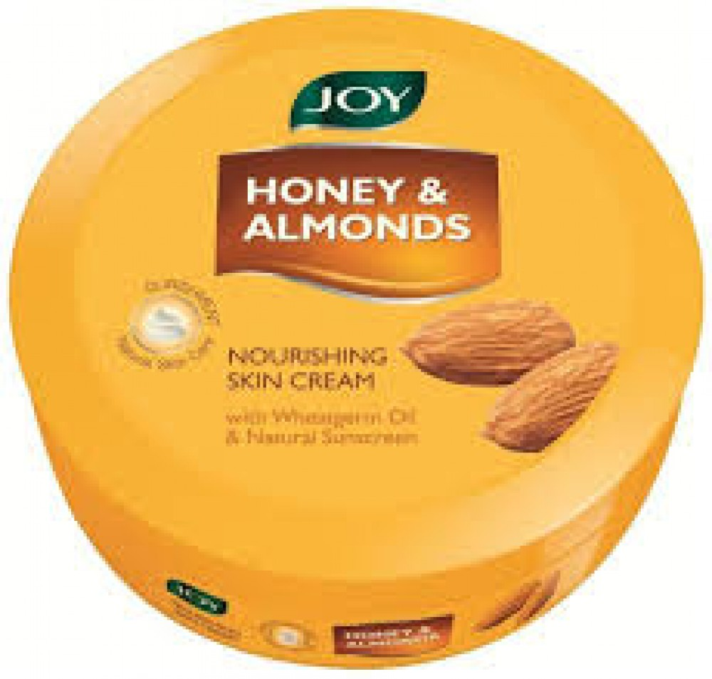 JOY HONEY & ALMONDS NOURISHING CREAM 500ml