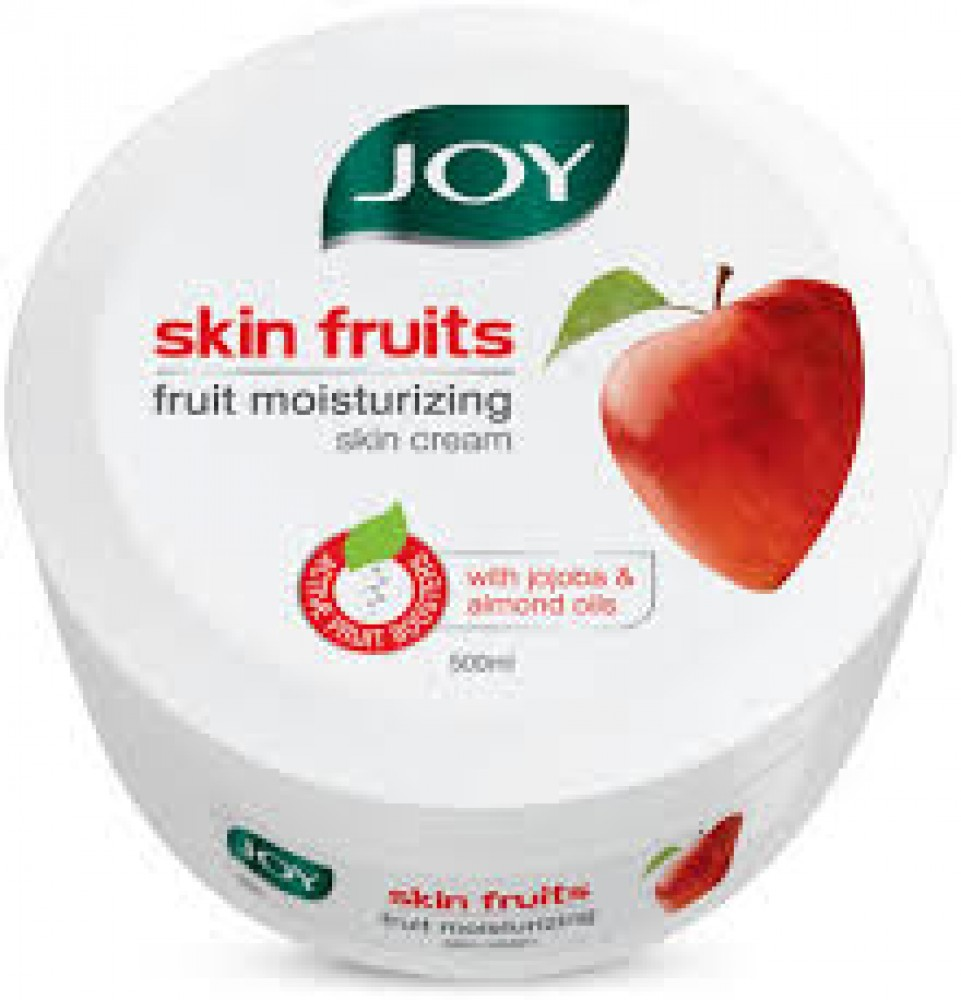JOY SKIN FRUITS MOISTURIZING SKIN CREAM 500ml