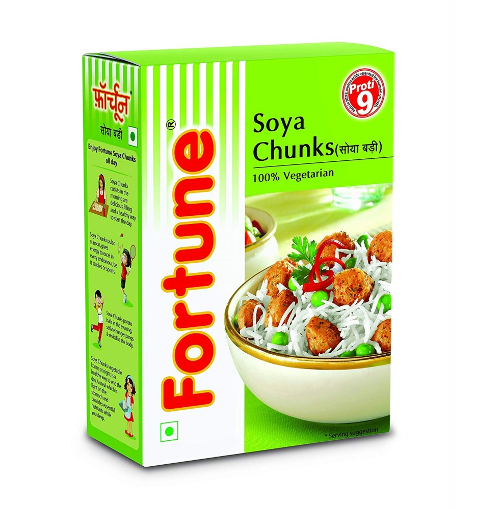 FORTUNE SOYA CHUNKS 200g